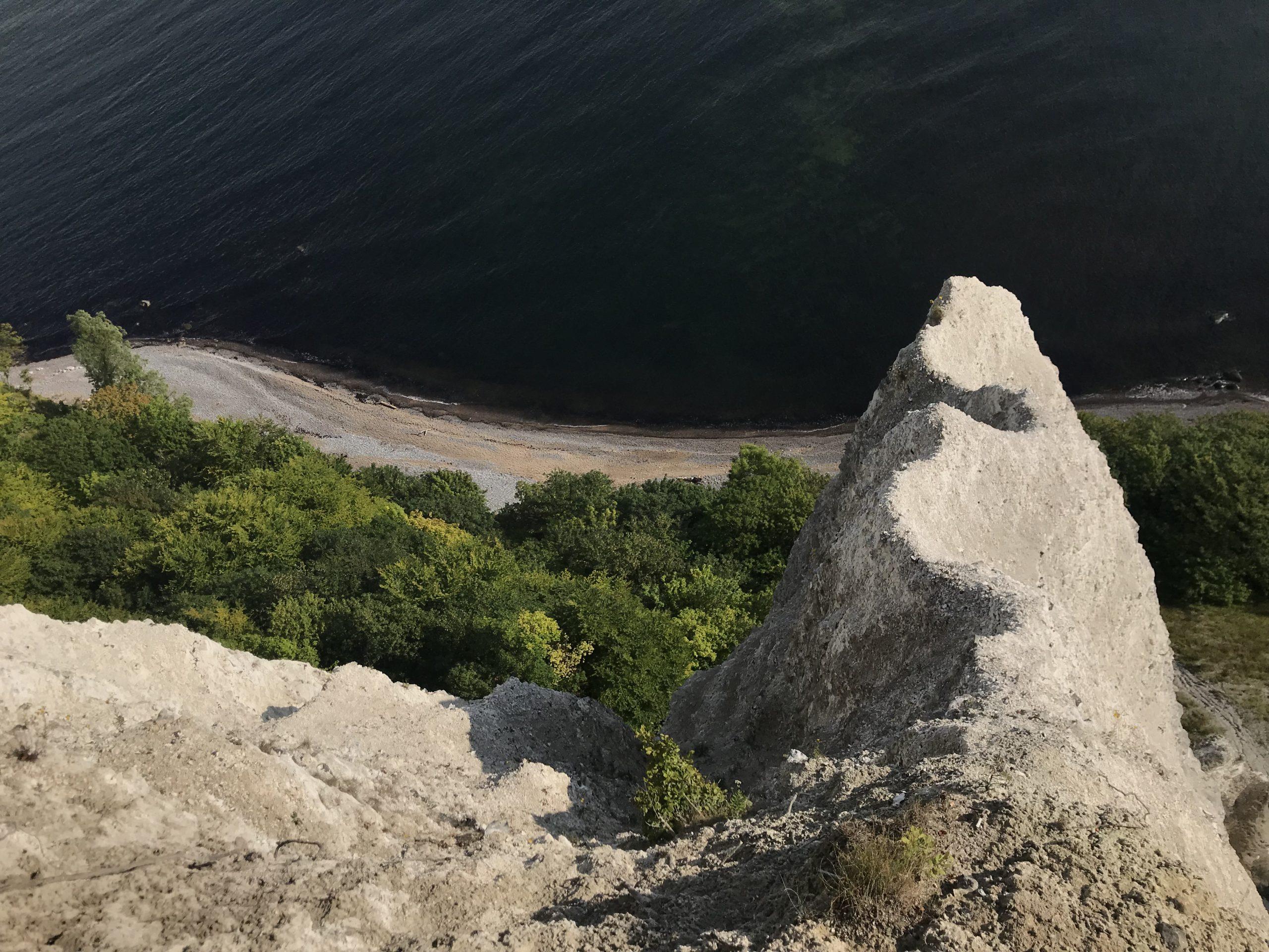 Sehenswürdigkeiten Rügen auf Zeit: Die steilen Kreidefelsen