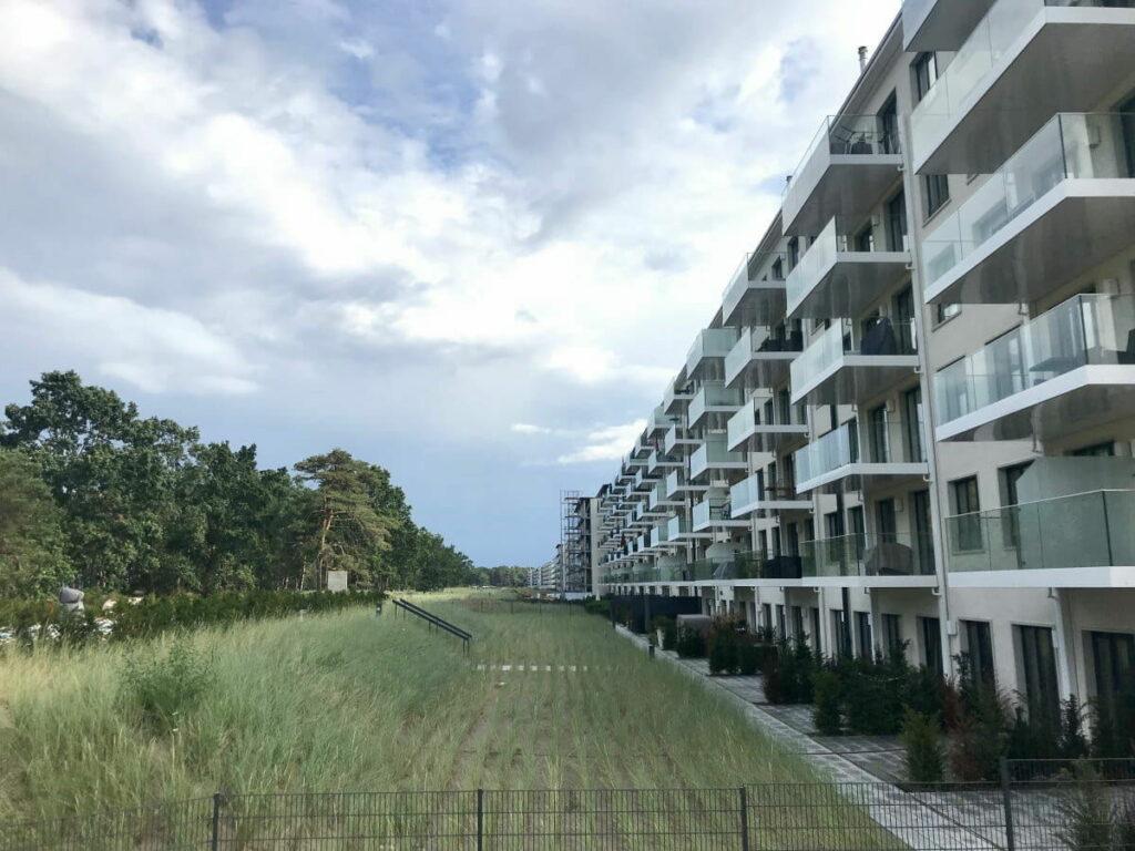 Praxis mit Meerblick Drehorte - die Luxus Wohnungen in Prora
