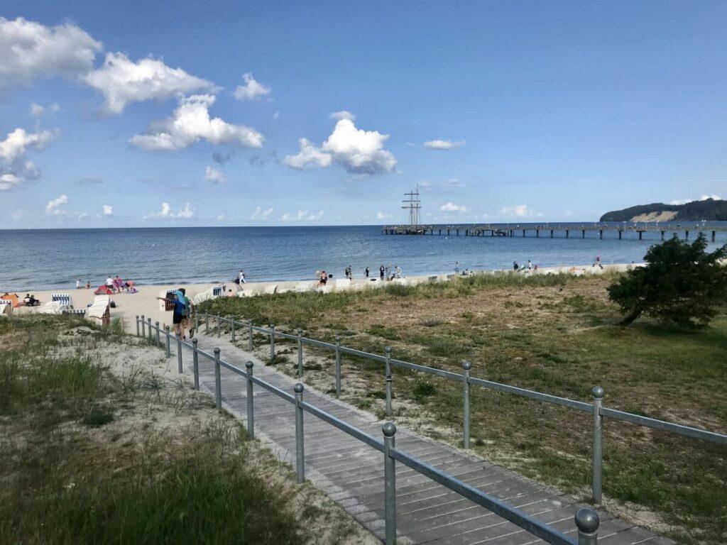 Rügen Ferienwohnung am Strand - ein Traum im Urlaub!